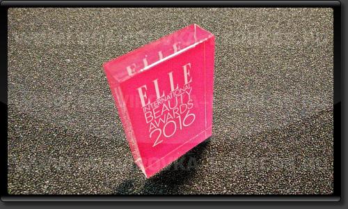 Награда «ELLE» из акрила