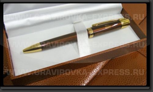 Нанесение изображений на корпус ручки